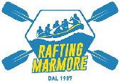 Rafting Marmore - Booking